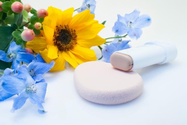 肝斑と化粧品