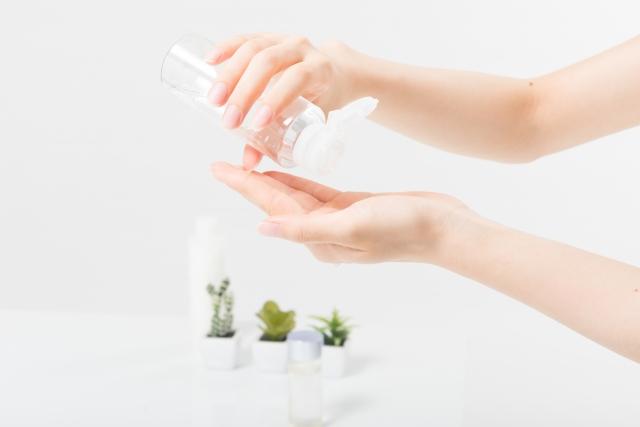 メンズケシミン化粧水の正しい使い方